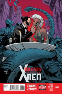 WOLVERINE AND THE X-MEN #8