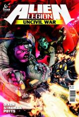 ALIEN LEGION UNCIVIL WAR #4