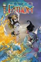 ALL NEW FATHOM #8 COVER A