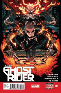 ALL-NEW GHOSTRIDER #7