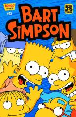 BART SIMPSON COMICS #92