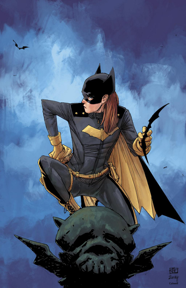Batgirl by Khoi Pham & Jeremy Colwell