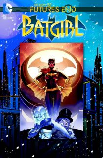 BATGIRL FUTURES END #1