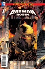 BATMAN AND ROBIN FUTURES END #1