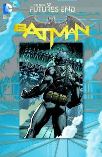 BATMAN FUTURES END #1 STANDARD COVER