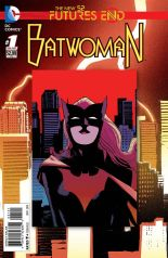 BATWOMAN FUTURES END #1