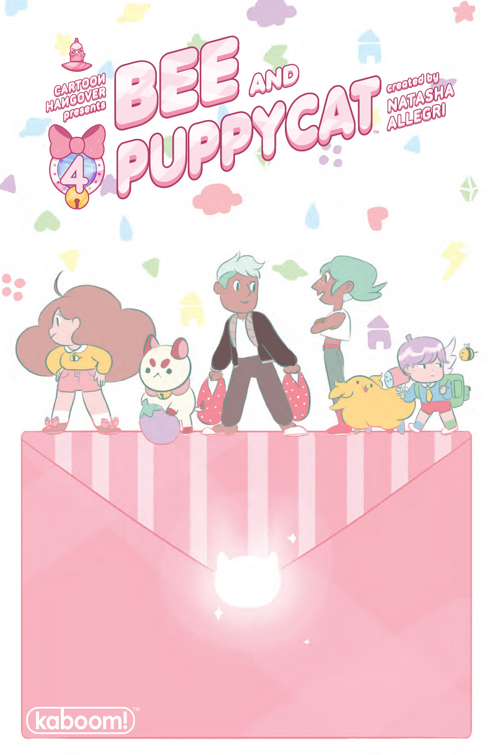 Comic book previews bee and puppycat 4 bravest warriors 24
