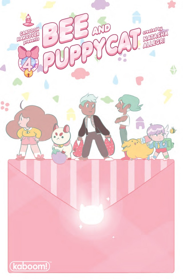 Bee and Puppycat #4 Cover A