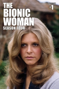 BIONIC WOMAN SEASON FOUR #1 PHOTO COVER
