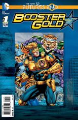 BOOSTER GOLD FUTURES END #1 STANDARD COVER