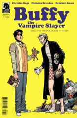 BUFFY THE VAMPIRE SLAYER SEASON 10 #7 VARIANT