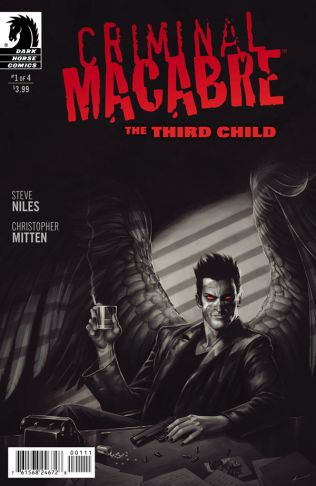 CRIMINAL MACABRE THE THIRD CHILD #1