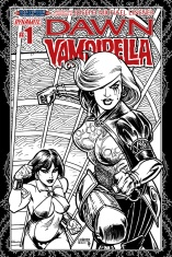 DAWN VAMPIRELLA #1 CON COVER
