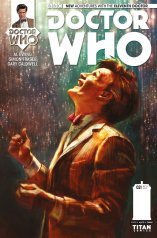 DOCTOR WHO THE ELEVENTH DOCTOR #2