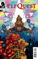 ELFQUEST THE FINAL QUEST #5
