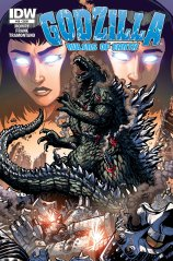 GODZILLA RULERS OF EARTH #16
