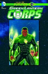 GREEN LANTERN COPRPS FUTURES END #1