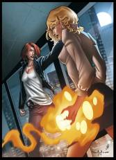 GRIMM FAIRY TALES GODDESS INC. #2 COVER B