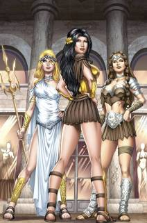 GRIMM FAIRY TALES GODDESS INC. #2 COVER C