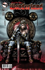 GRIMM FAIRY TALES WONDERLAND #27 COVER C