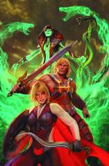 HE MAN AND THE MASTERS OF THE UNIVERSE #17