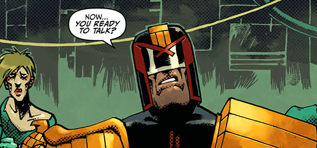 Judge Dredd Open Thread