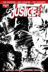 JUSTICE INC. #2 HARDMAN BLACK AND WHITE COVER