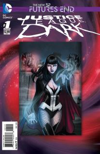 JUSTICE LEAGUE DARK FUTURES END #1