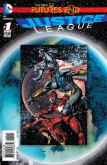 JUSTICE LEAGUE FUTURES END #1 STANDARD COVER