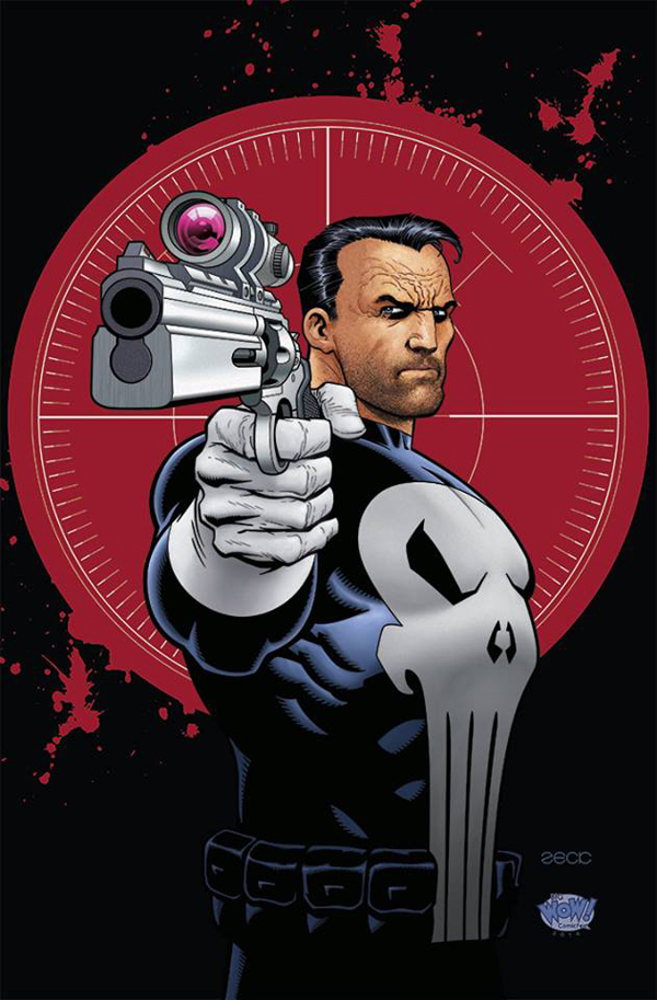 Mike Zeck Punisher
