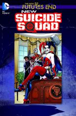 NEW SUICIDE SQUAD FUTURES END #1 STANDARD COVER