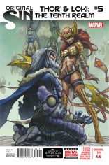 ORIGINAL SIN THOR & LOKI THE TENTH REALM #5