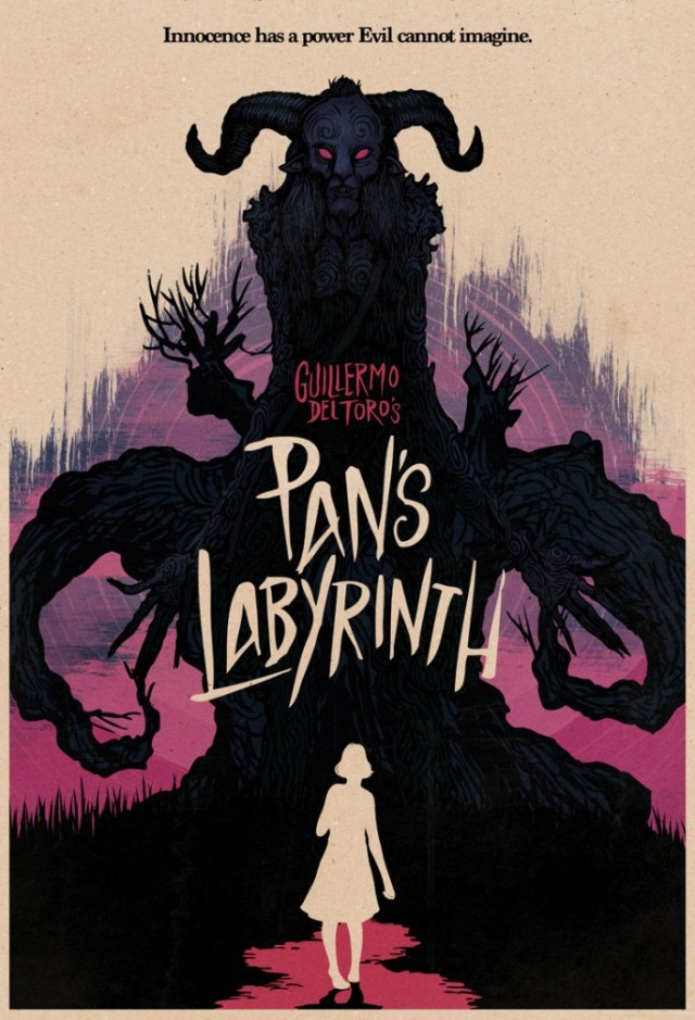 Pan's Labyrinth by Matthew Griffin