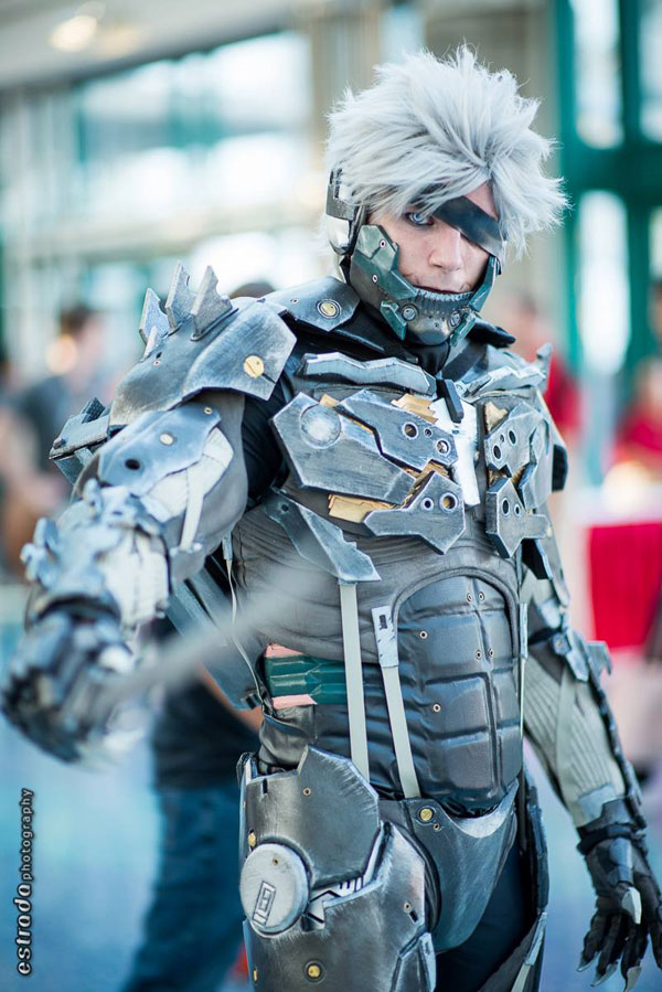 Raiden cosplay by Xailas Photo by Estrada Photography