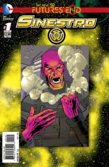 SINESTRO FUTURES END #1 STANDARD COVER