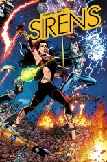 SIRENS #1 COVER A