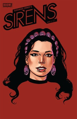 SIRENS #1 COVER C