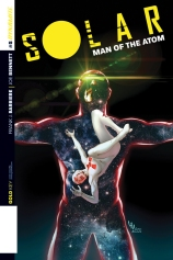 SOLAR MAN OF THE ATOM #5 LAU COVER