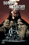 Sons of Anarchy  #13 Cover