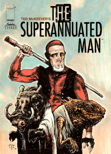 SUPERANNUATED MAN #3