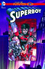 SUPERBOY FUTURES END #1 STANDARD EDITION