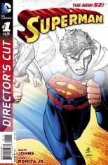 SUPERMAN DIRECTOR'S CUT #32