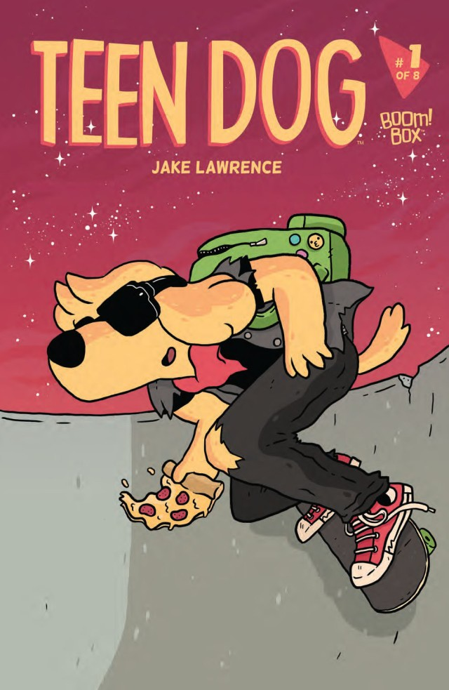 Teen Dog #1 Cover A