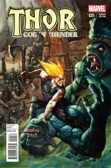 THOR GOD OF THUNDER #25 VARIANT C