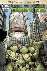 TMNT TURTLES IN TIME #4