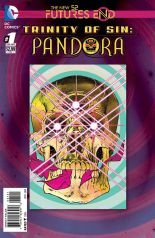 TRINITY OF SIN PANDORA FUTURES END #1 STANDARD COVER