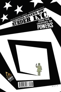 UNITED STATES OF MURDER INC. #5 VARIANT A