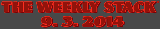 Weekly Stack 9.3.14 Banner
