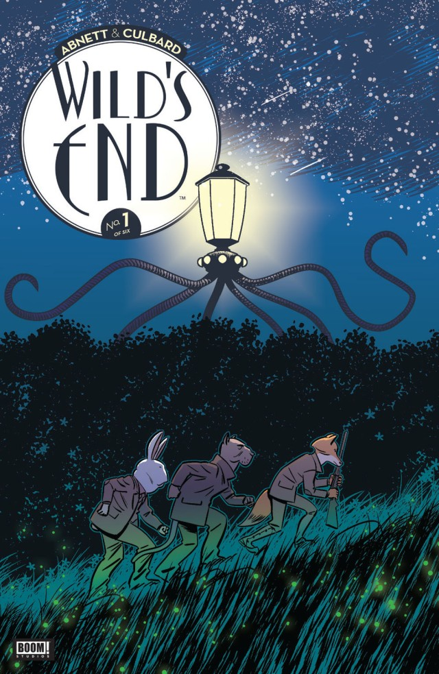 Wilds End #1 Cover A