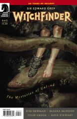 WITCHFINDER THE MYSTERIES OF UNLAND #4